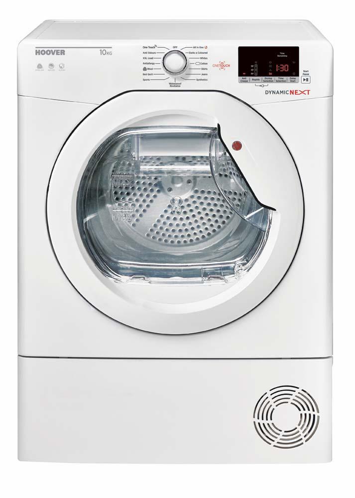 Hoover 10Kg Dynamic Next Condenser Dryer | DXC10DE