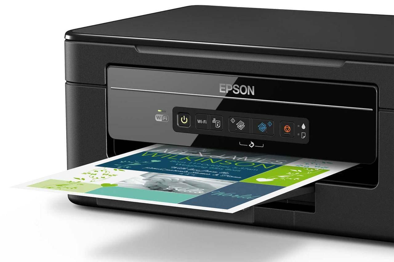 Epson Wireless Inkjet All-in-One Printer | ET-2600 | ElectroCity