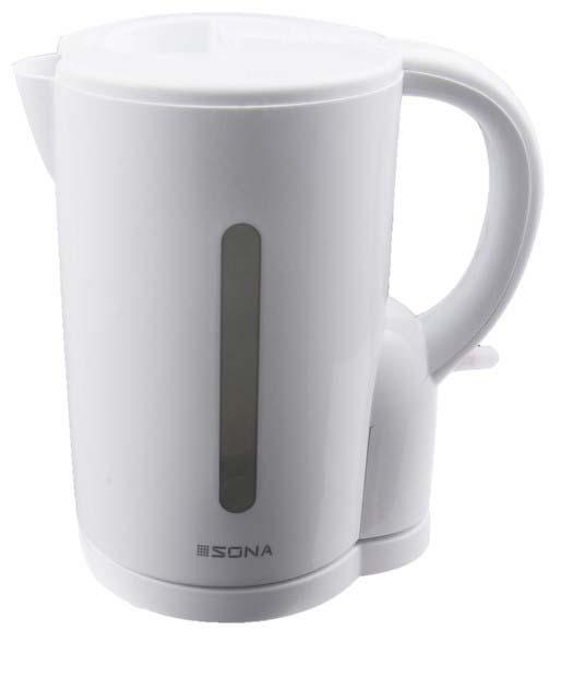 Sona 1.7L White Kettle | 980512