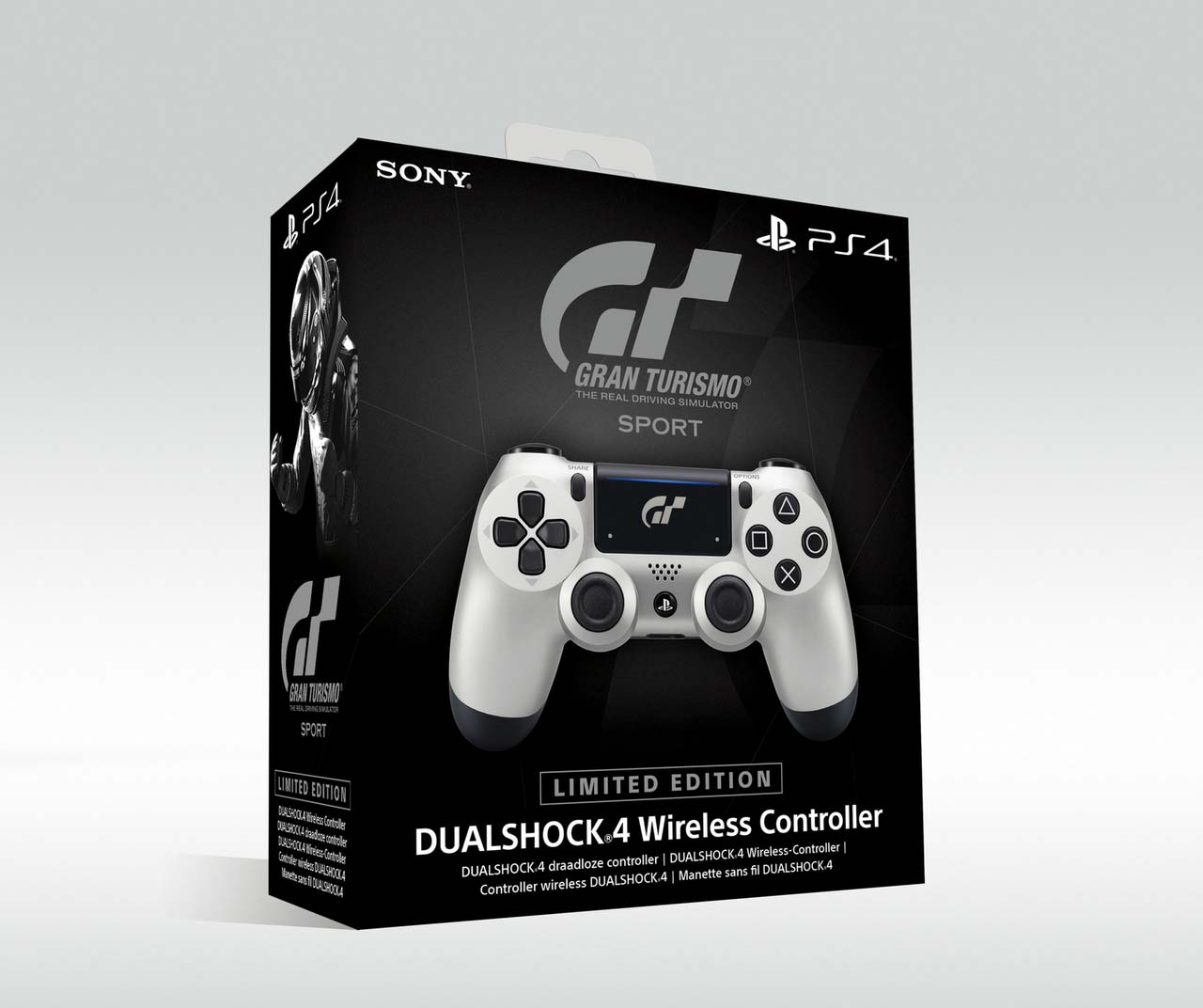 PlayStation DualShock 4  Wireless Controller | GT Sport Edition