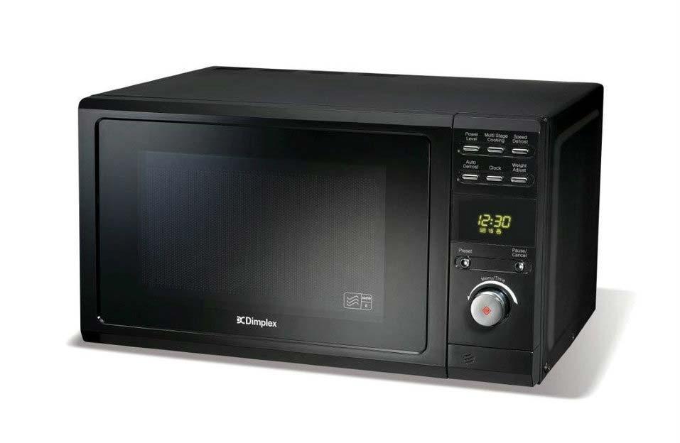 Dimplex 20 Litre 800W Black Microwave | 980536