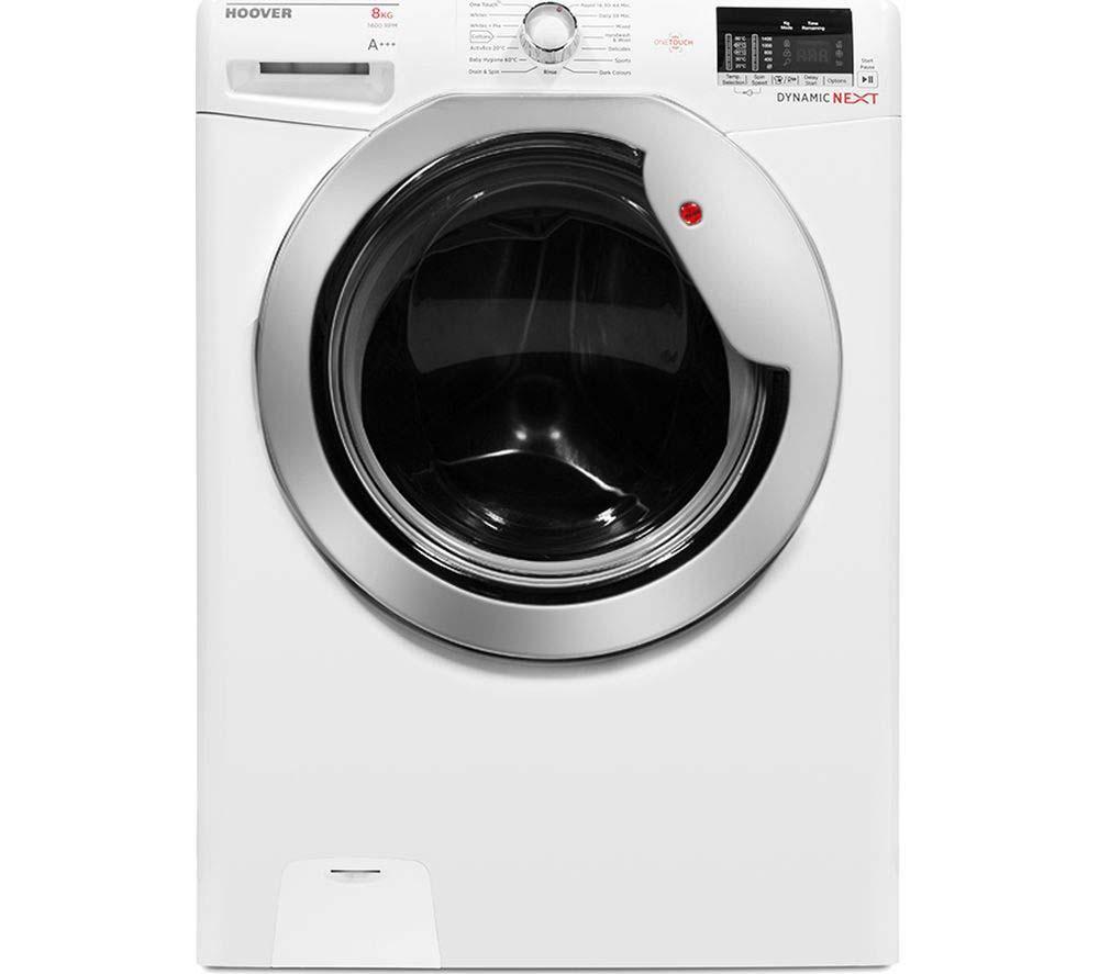 Hoover 8KG 1400 Spin Washing Machine| DXOA48C3
