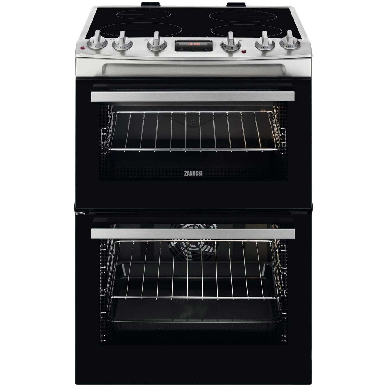 Zanussi 60cm Electric Cooker | ZCI66250XA