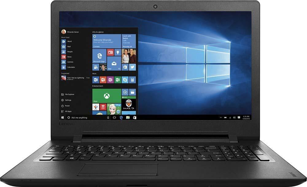"Lenovo Ideapad 110 15.6"" Notebook | 80T7000FUK"