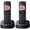 Panasonic Twin Dect Telephone   KXTGC312