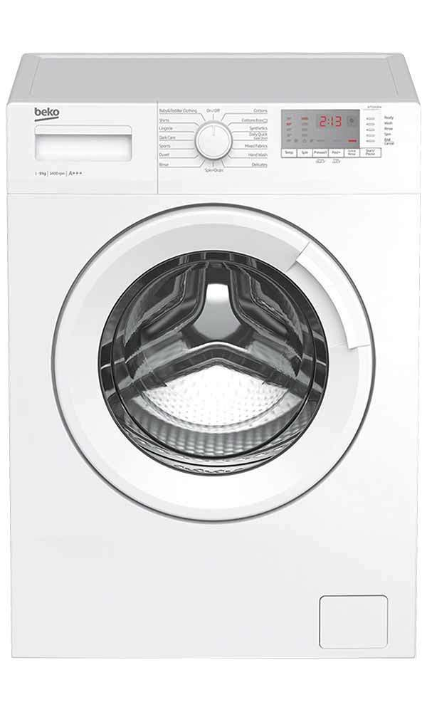 Beko 9kg Freestanding Washing Machine  | WTG941B1W