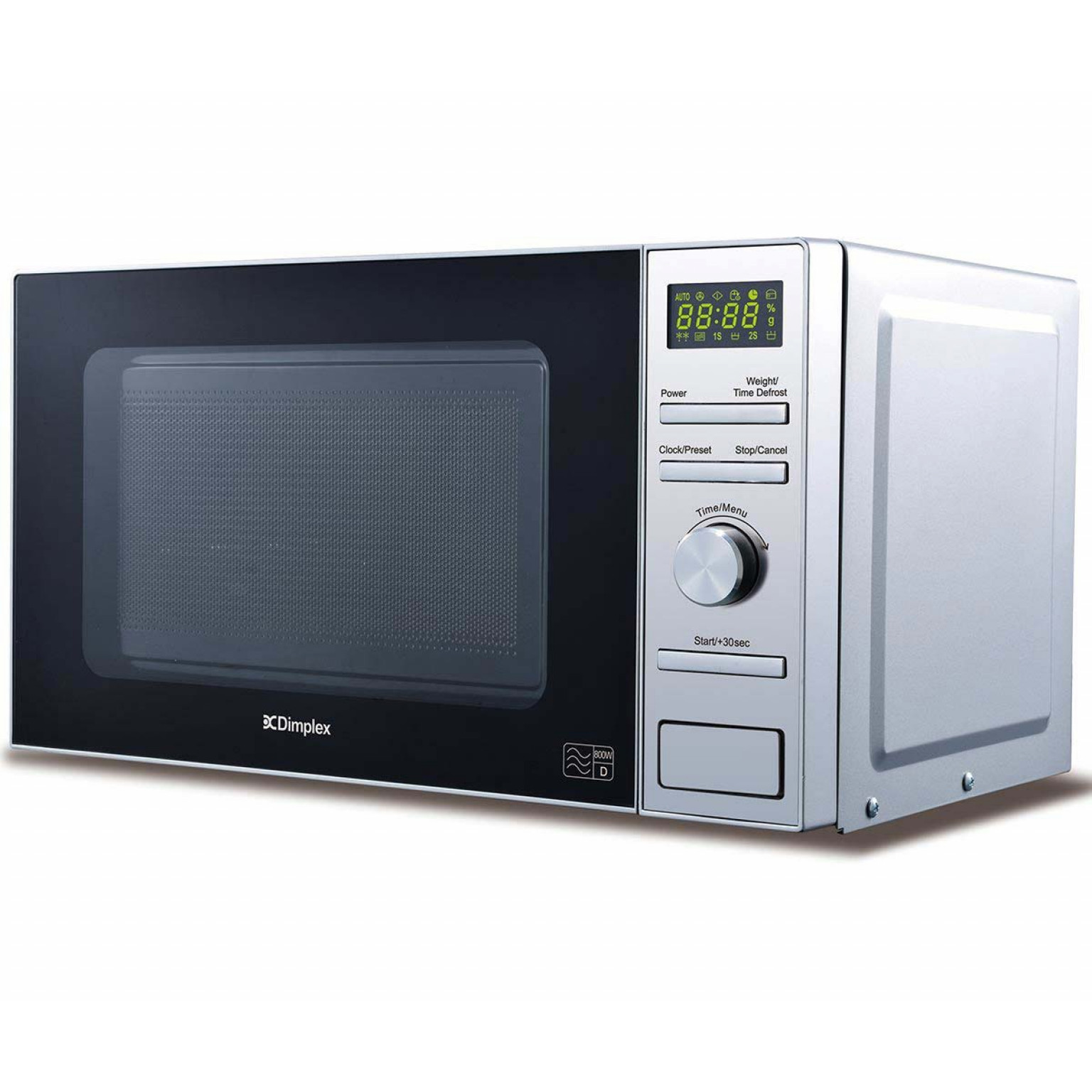 Dimplex 20L Silver Microwave | 980535