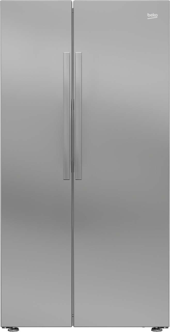 Beko American Style Fridge Freezer | RAS121LS