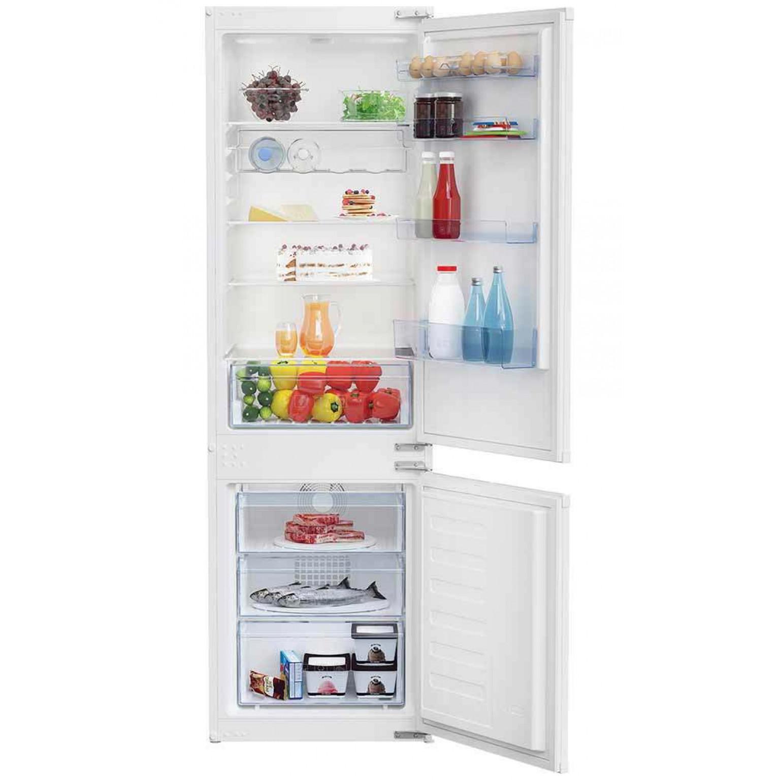 Beko Integrated Frost Free Fridge Freezer   BCFD173
