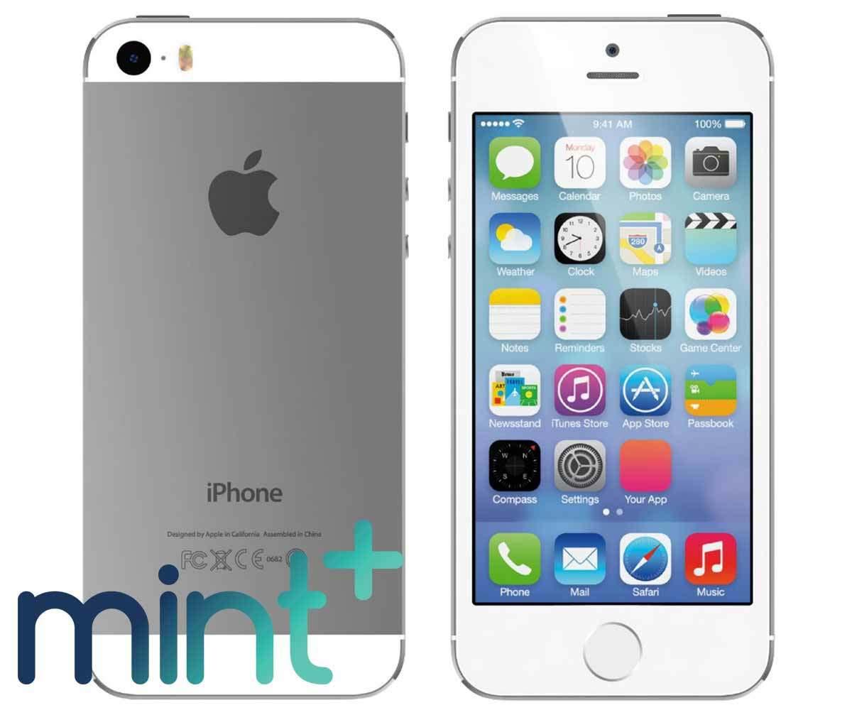 Apple iPhone 5S 16GB Grade A | 1000223