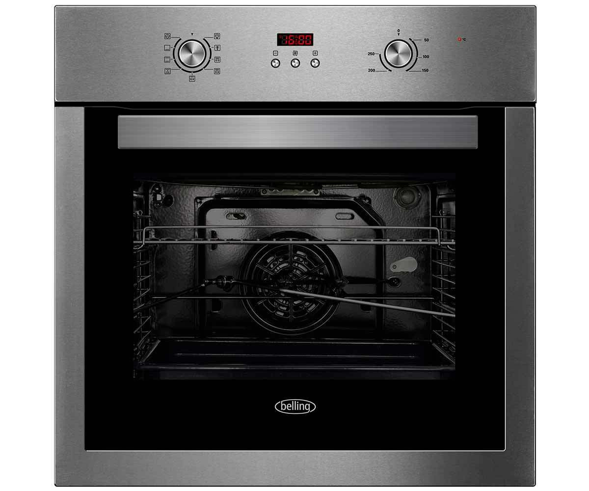 Belling Single Multifunction Oven | BI609MFSS
