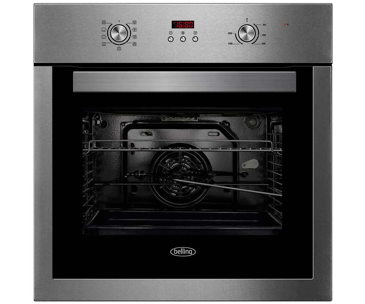 Belling Single Multifunction Oven | BI609MFSS
