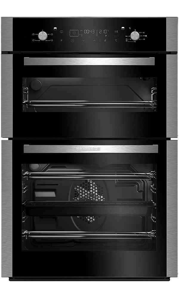 Blomberg 60cm Multifunction Double Oven | ODN9462X