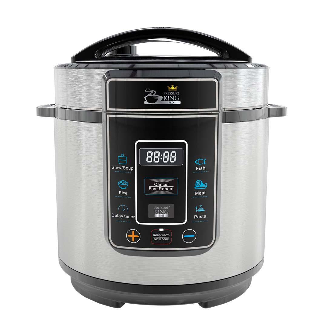 Pressure King Pro 3L Digital Pressure Cooker | PKP3L
