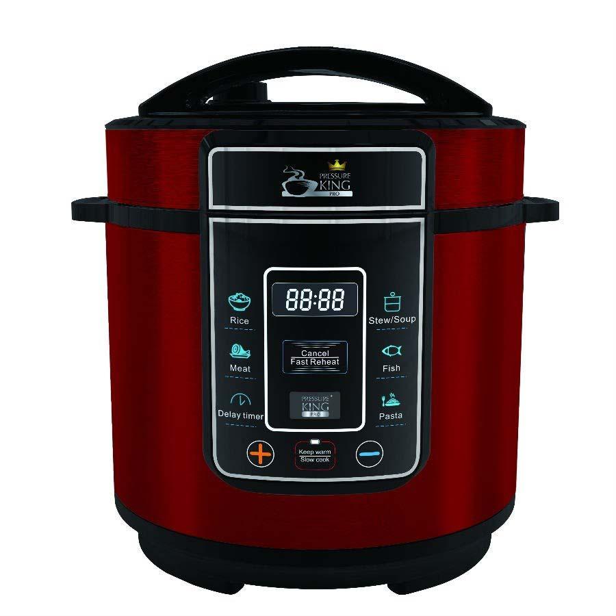 Pressure King Pro 3L Digital Pressure Cooker   PKP3L