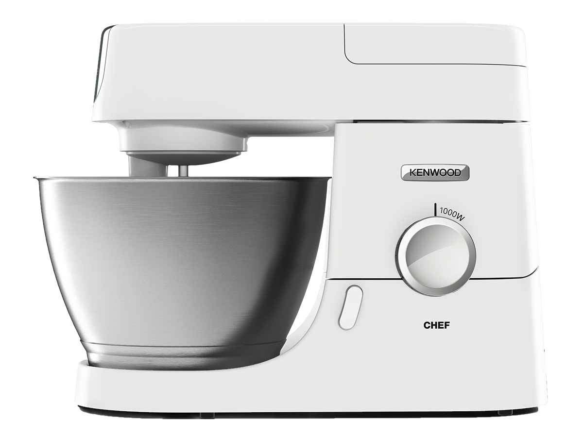 Kenwood 1000W Kitchen Chef Machine | KVC3100WH