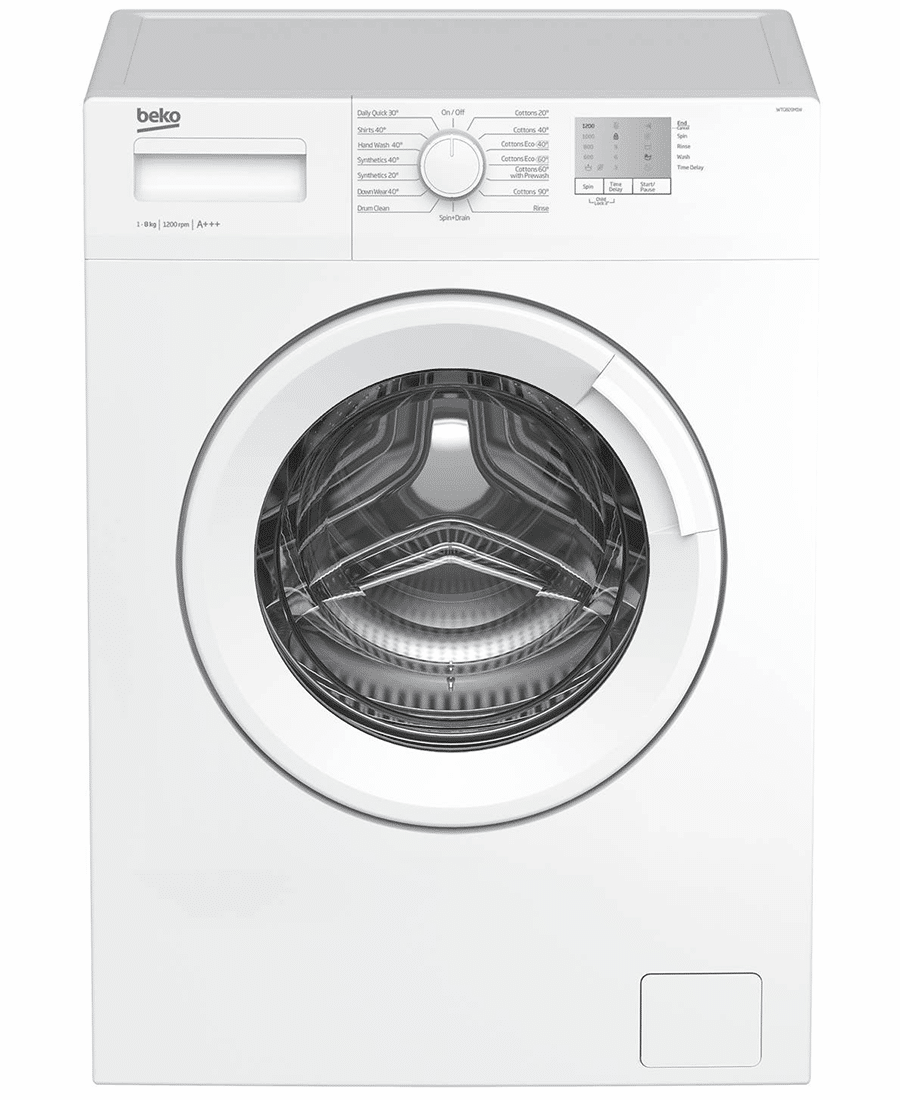 Beko 8Kg Washing Machine  | WTG820M1W