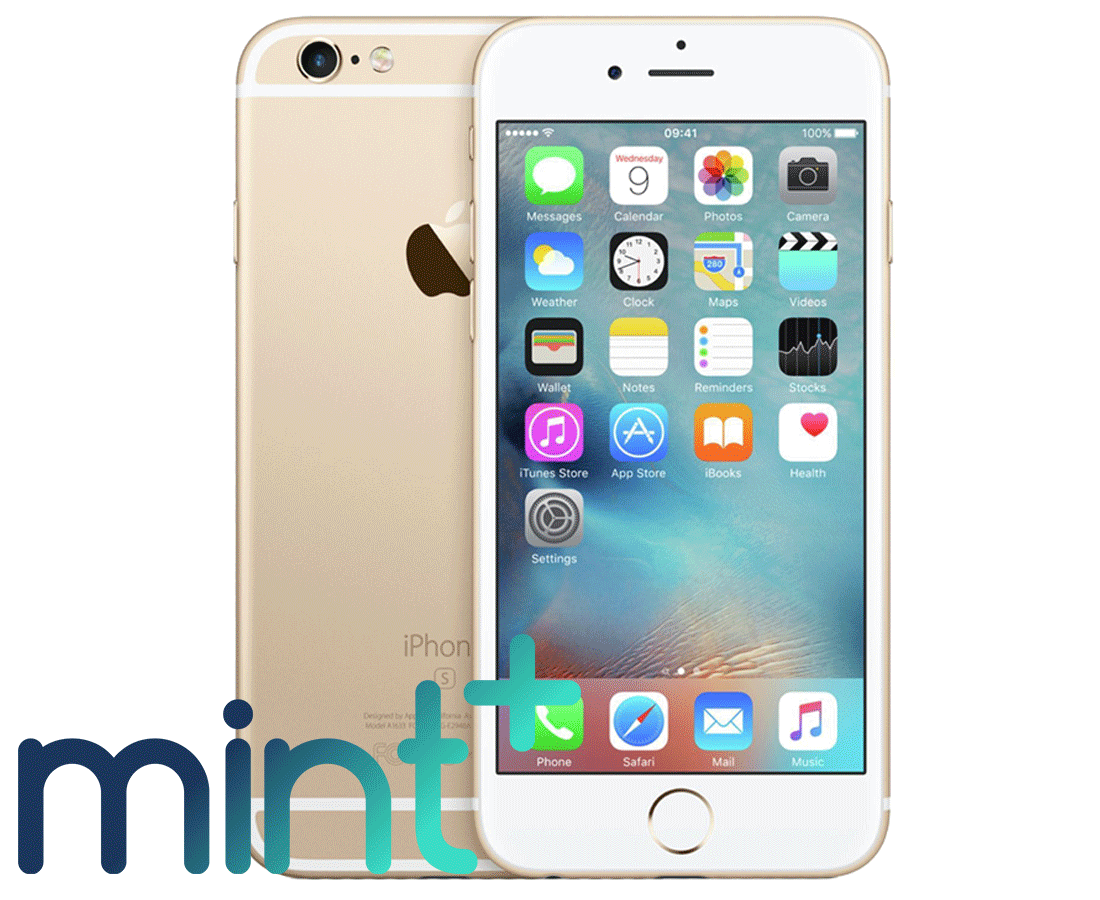 iPhone 6S 16GB Grade A Gold | 1000251