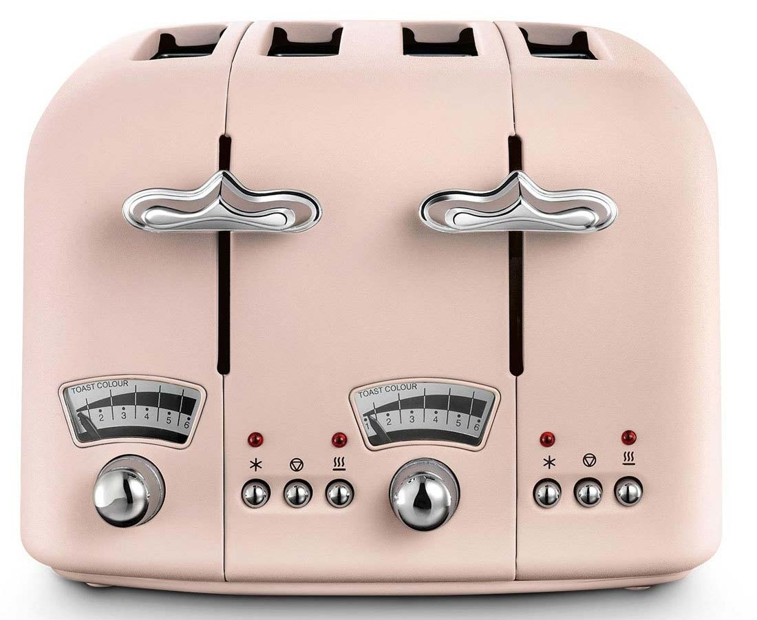DeLonghi Argento Toaster | CT04.PK