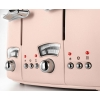 DeLonghi Argento Toaster   CT04.PK