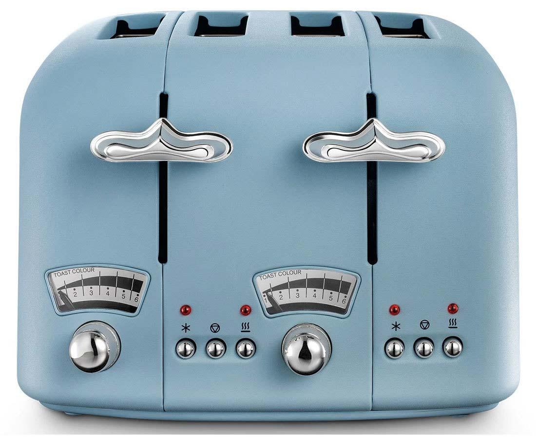 DeLonghi Argento Toaster | CT04.AZ