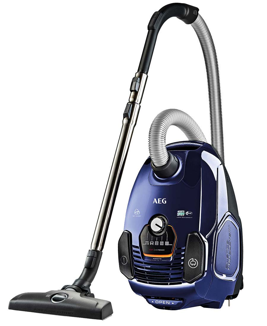 AEG Bagged Vacuum   VX7