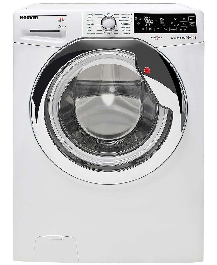 Hoover 12Kg Washing Machine | DXP412AIW3