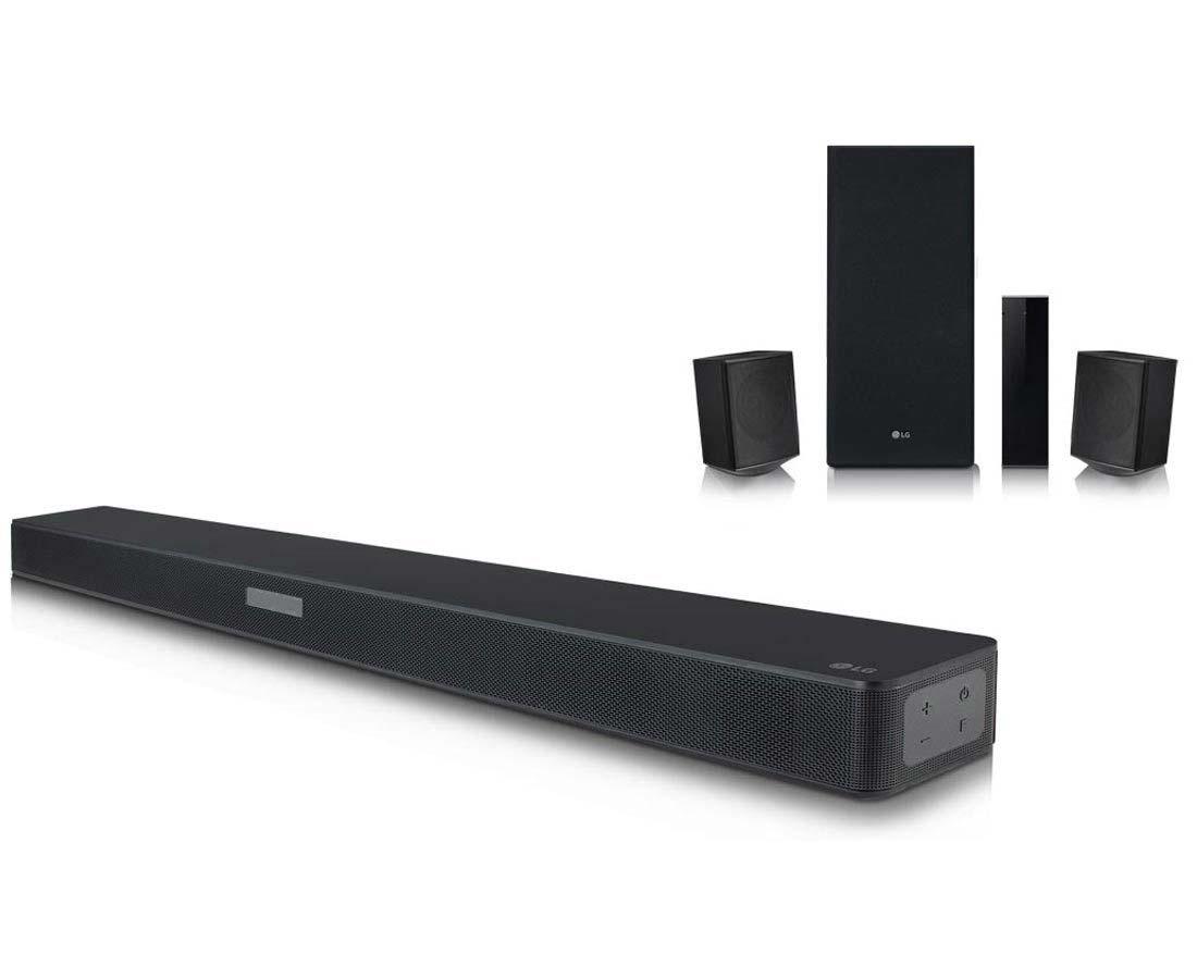LG 4.1ch High Resolution Soundbar | SK5R