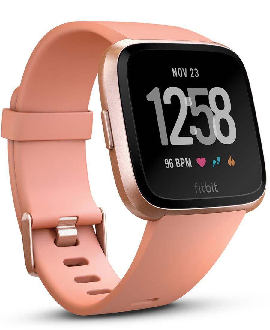 FitBit Versa Smart Watch   FB505RGPK