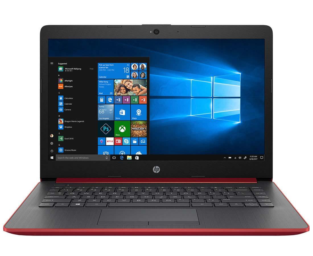 "HP 14"" Core i3 Red Laptop | 14-CK0995NA"