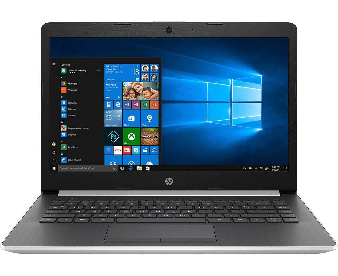 "HP 14"" Core i5 Silver Laptop 
