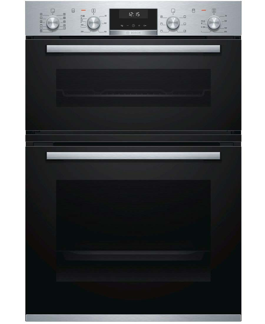 Bosch Serie 6 Built-in Double Oven   MBA5575S0B