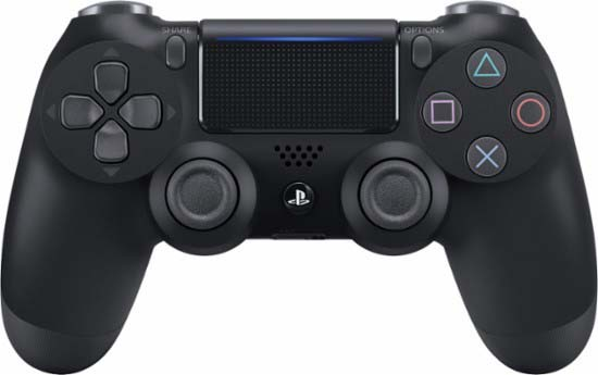 Sony Playstation DualShock 4 Wireless Controller | Black