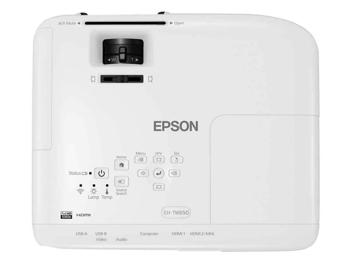 Epson Full HD Projector | EH-TW650