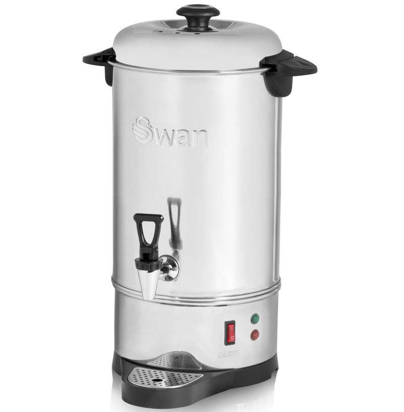 Swan 10L Stainless Steel Catering Urn | SWU10L