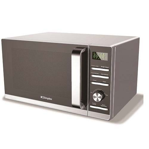 Dimplex 23 Litre 900W Stainless Steel Microwave
