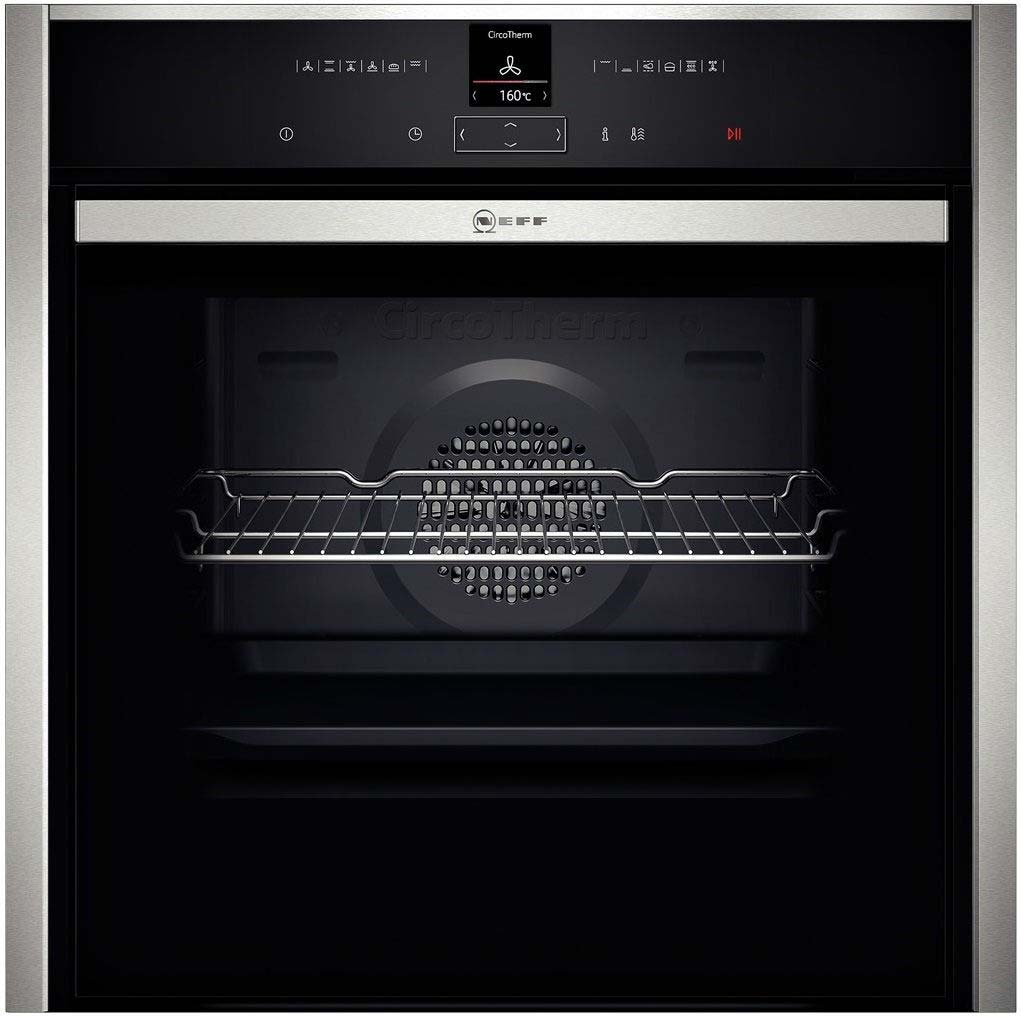 NEFF Built-in oven with SLIDE&HIDE®  B57CR22N0B