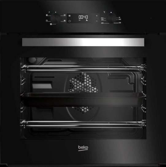 Beko EcoSmart Single Fan Oven | BIF22300B