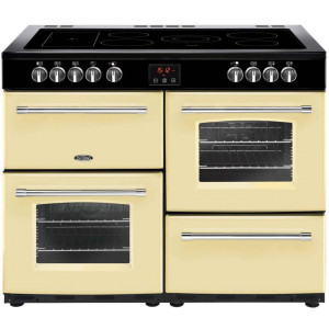 Belling 'Farmhouse' 110cm all electric range cooker FH110E