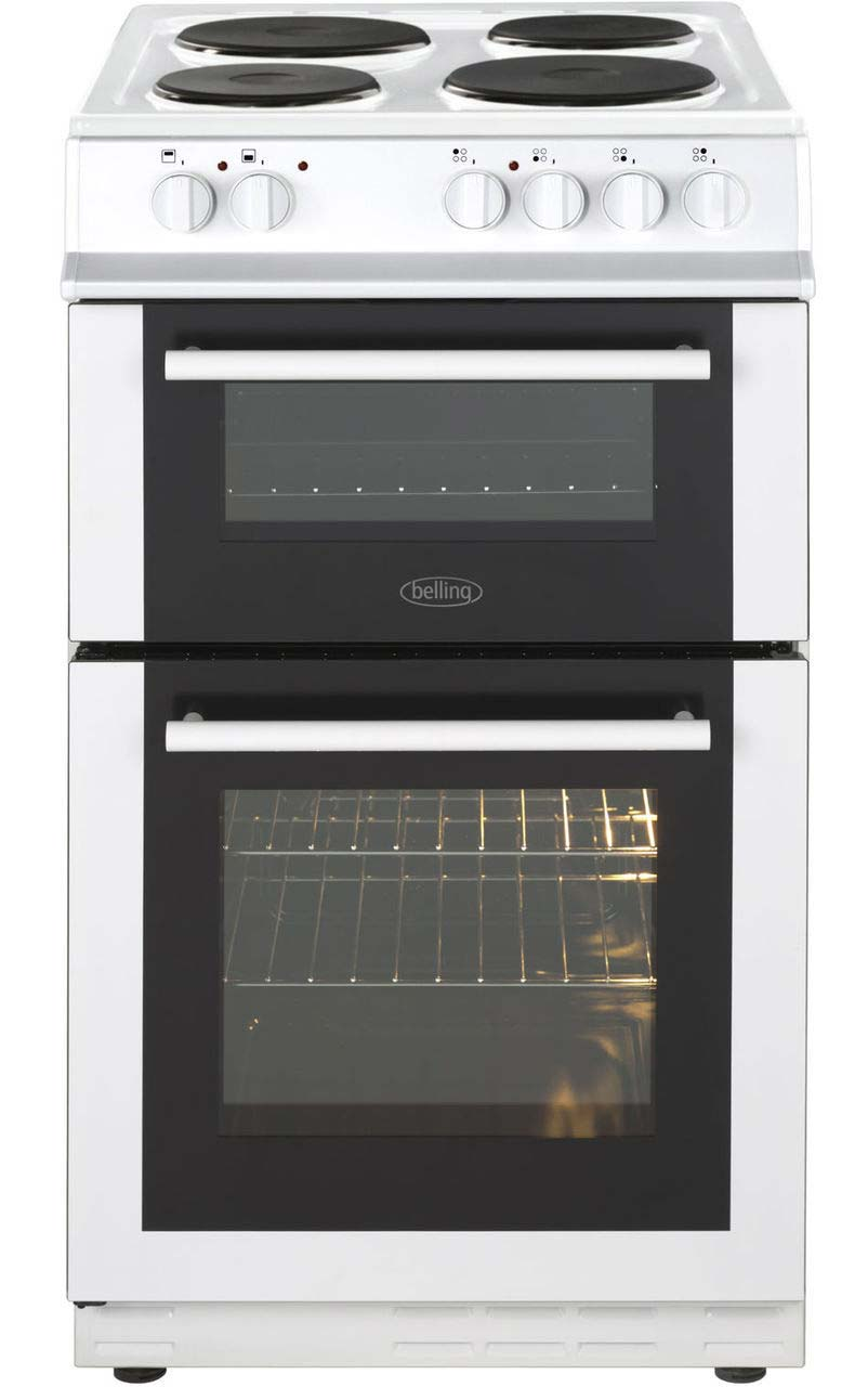 Belling 50cm Electric Cooker   FS50ETWH
