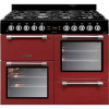 LEISURE 'Cookmaster' 100cm Dual Fuel Range Cooker CK100F232R