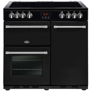 Belling 'Farmhouse' 90cm Range Cooker All Electric FH90E