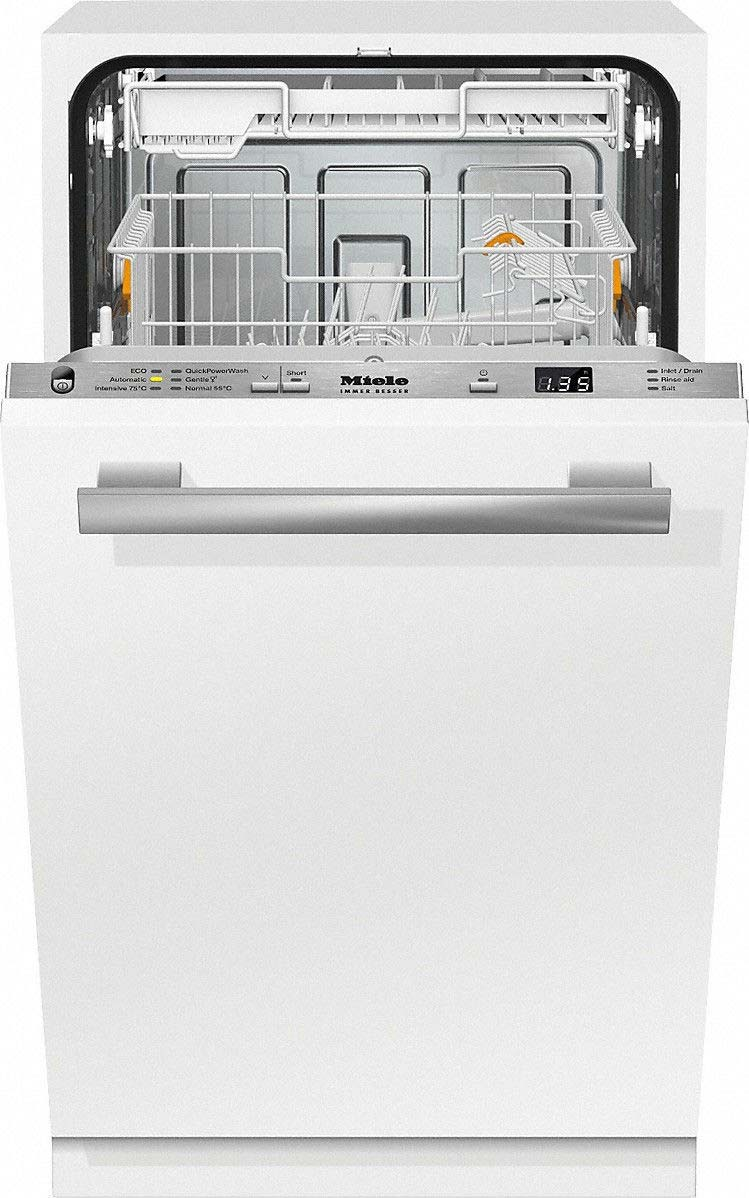 Miele 6 Place Slimline Dishwasher | G4780SCVi