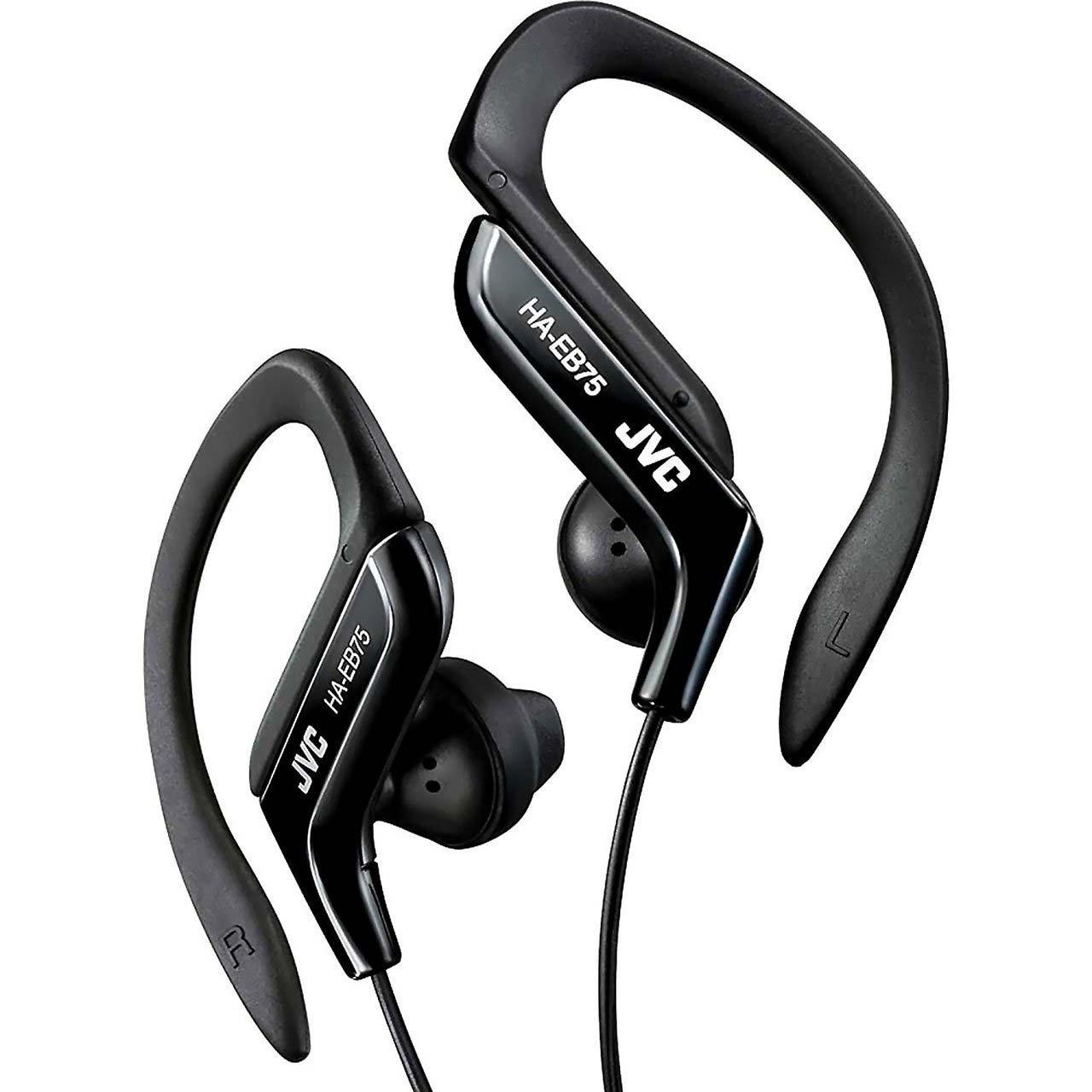 JVC Sports Ear Clip Headphones | HAEB75