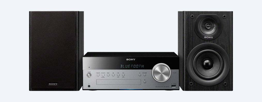 Sony Hi-Fi System with Bluetooth Technology   CMTSBT100