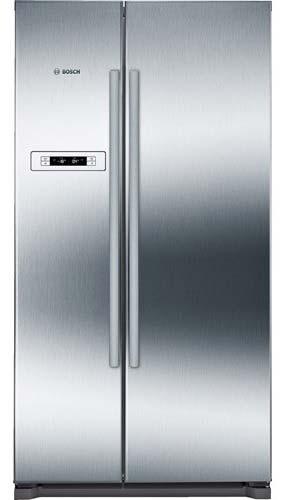 Bosch Frost Free American Style Fridge Freezer | KAN90VI20G