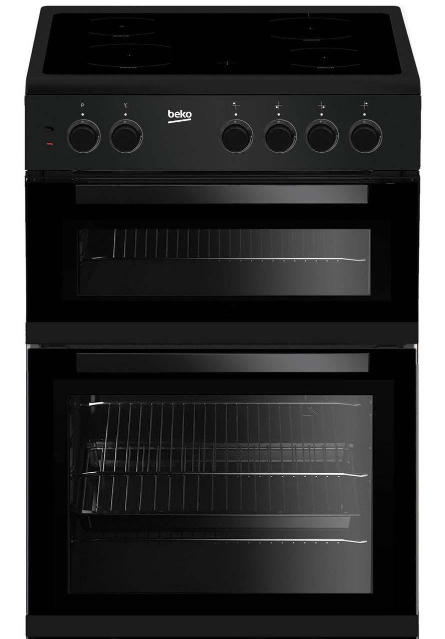 Beko 60cm Electric Cooker | KTC611K