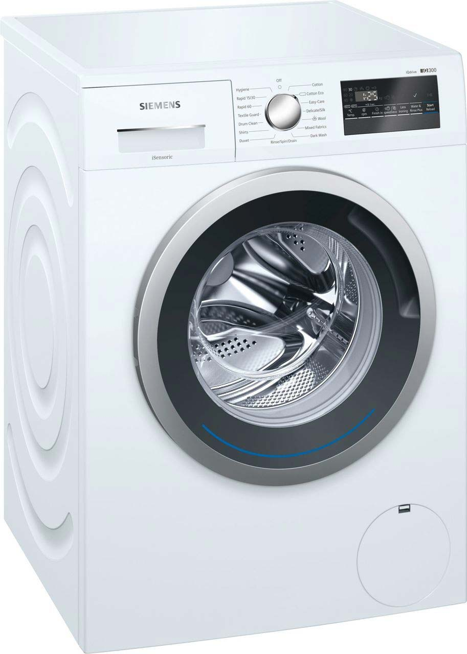 Siemens iQ300 8Kg Washing Machine   WM12N201GB