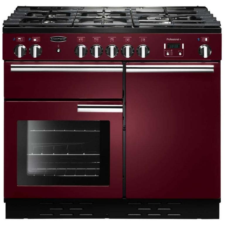 Cooker - Rangemaster Professional Plus Dual Fuel Range Cooker PROP100DFF