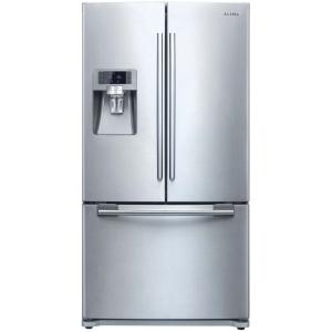 SAMSUNG 3 Door American Fridge Freezer RFG23UERS1